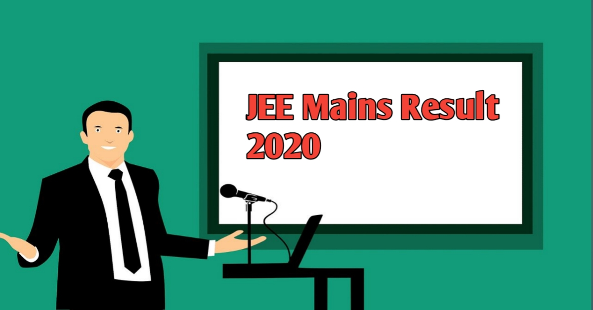 Read more about the article JEE Main Result 2020 declared Check the result and toppers list