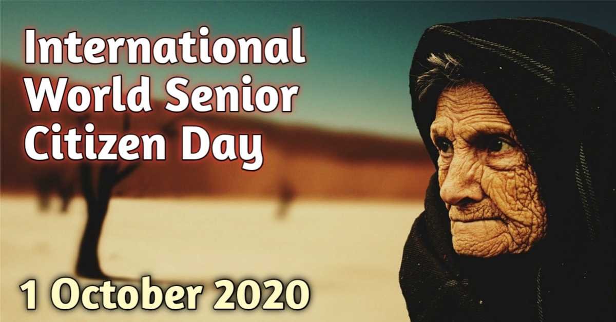 Read more about the article International Day Of Older Persons 2020 बुजुर्गो का ख्याल रखने के 5 उपाय