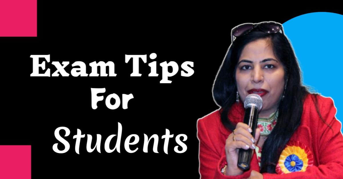Read more about the article Exam Tips In Hindi – स्टूडेंट्स की सफलता लिए खास टिप्स