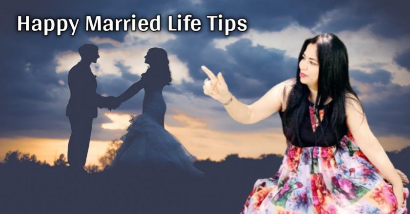 Read more about the article Happy Married Life शादीशुदा जिंदगी को बेहतर बनाने के टिप्स